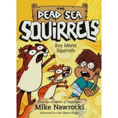 Boy Meets Squirrels #2 Dead Seas Squirrels