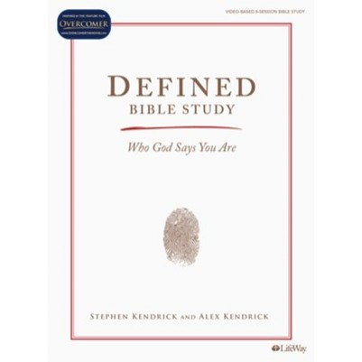 Defined Bible Study How God Has Defined You