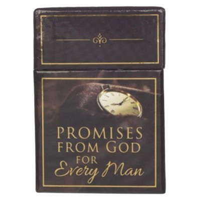 Promises Cards 101 Promises From God For Every Man