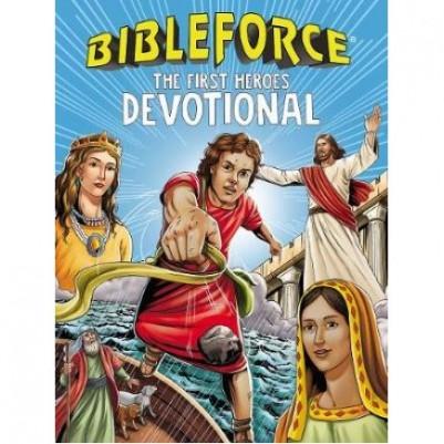 BibleForce First Heroes Devotional