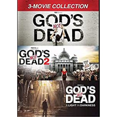 Gods Not Dead Triple Movie Pack