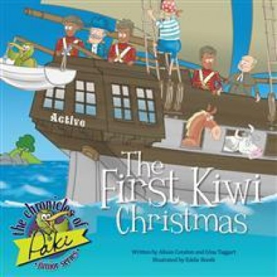 First Kiwi Christmas Is A Christmas Story For All Children