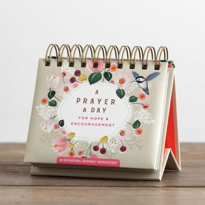 Prayer A Day For Hope & Encouragement