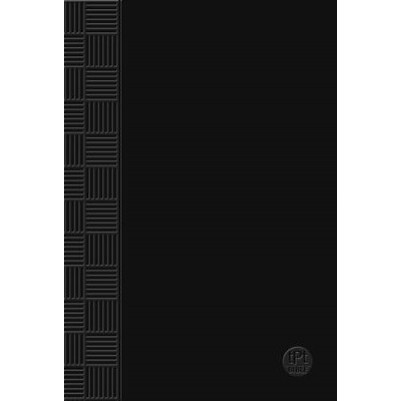 TPT NT Psalms Proverbs & Song Of Songs Black I/L 2nd Ed