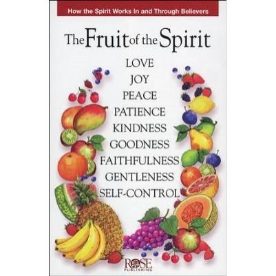 Fruit Of The Spirit  5 Pkt 9781890947828