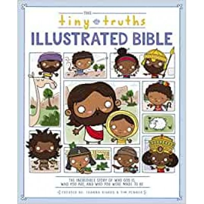 Tiny Truths Illustrated Bible