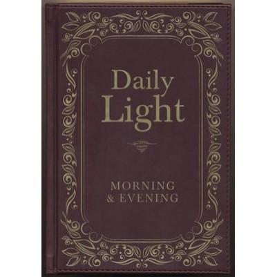 Daily Light Morning & Evening