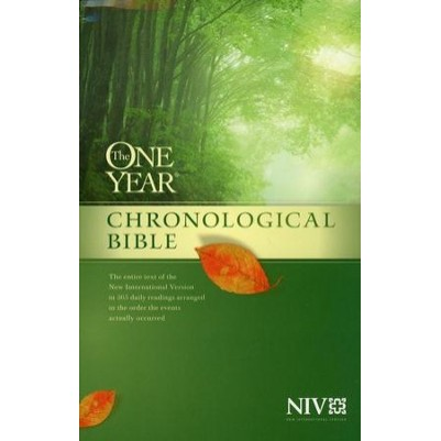 NIV One Year Chronological P/B