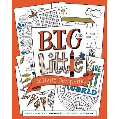Big & Little activity devotional