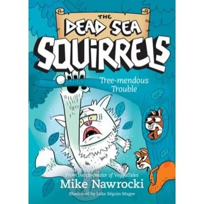 Tree-mendous Trouble #5 Dead Sea Squirrels