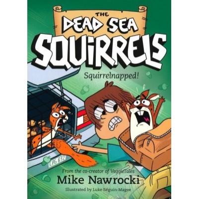 Squirrelnapped #4 Dead Sea Squirrels