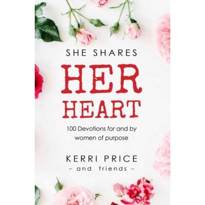 She Shares Her Heart