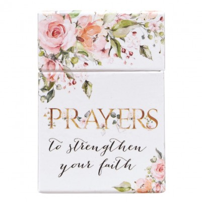 Promises 101 Prayers to Strengthen Your Faith
