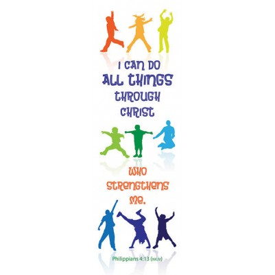 I Can Do All Things-25pk