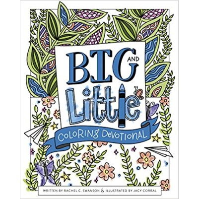 Big and little Colouring Devotional