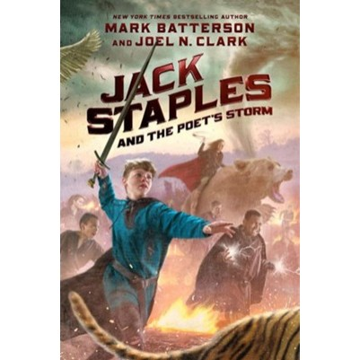 Jack Staples and the Poets Storm #3