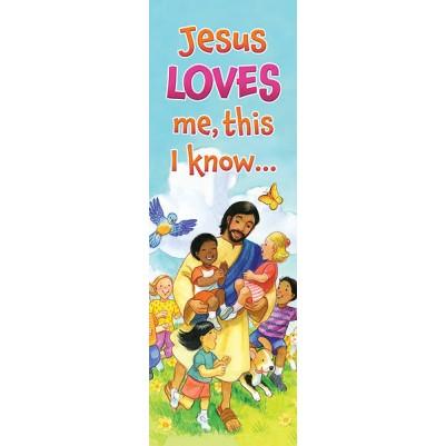Jesus Love Me This I Know Luke 2:11 25 pkt