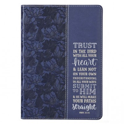Trust in the Lord Blue Classic