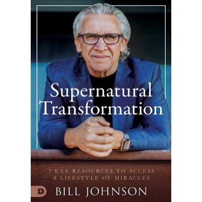 Supernatural Transformation 3 Key Resources