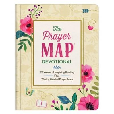 Prayer Map Devotional 28 Weeks of Inspiring Readings