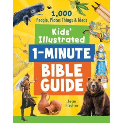 Kids Illustrated 1 Minute Bible Guide