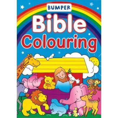 Bumper Bible Colouring