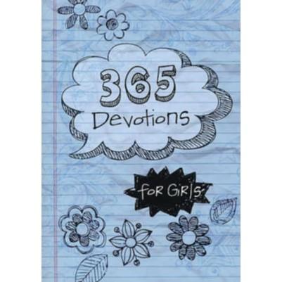 365 Devotionals for Girls