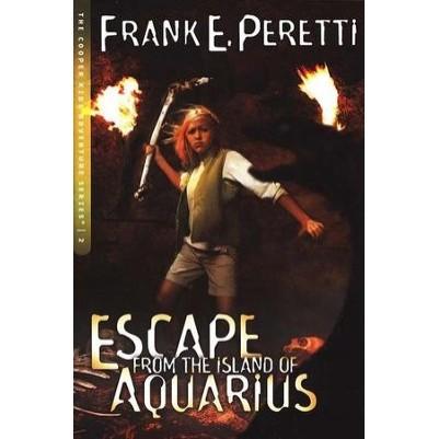 Escape From the Island of Aquarius #2 Cooper Kids