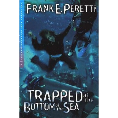 Trapped at the Bottom of the Sea #4 Cooper Kids