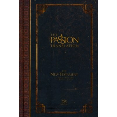 TPT NT Psalms Proverbs & Song of Songs Espresso 2020 Edition