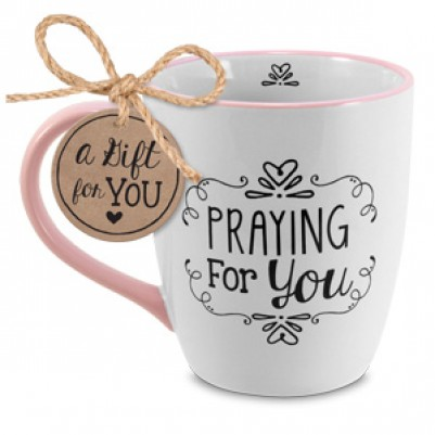 Praying for You ceramic Numbers 6:24-25