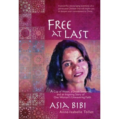 Free at Last A Cup of Water, a Death Sentence & an Inspiring
