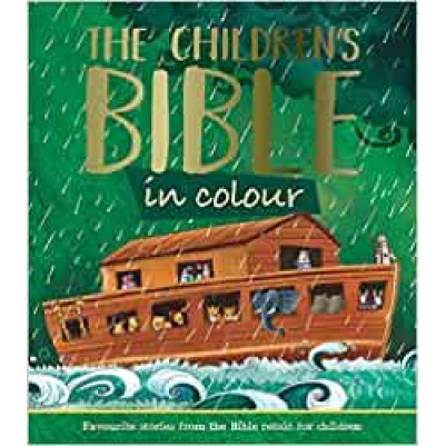 Childrens Bible in Colour