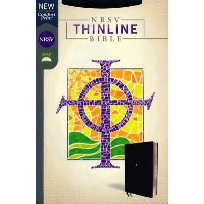 NRSV Thinline Black B/L