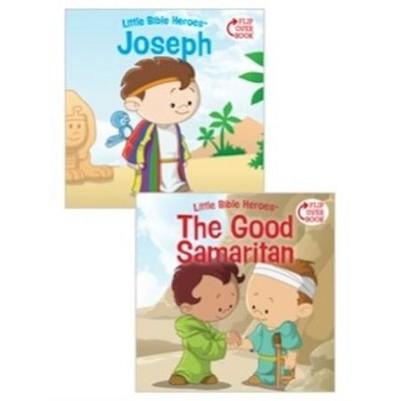 Joseph/Good Samaritan Flip Over Book