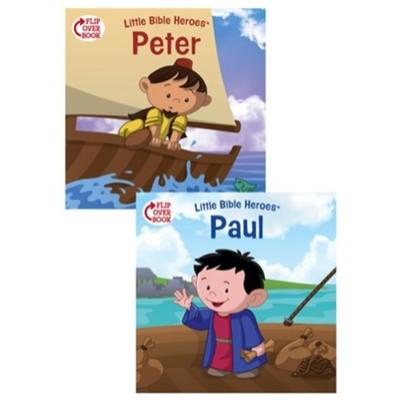 Peter/Paul Flip Over Book