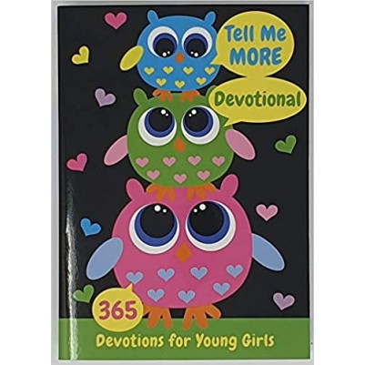 Tell Me More Devotional 365 Devotions For Young Girls