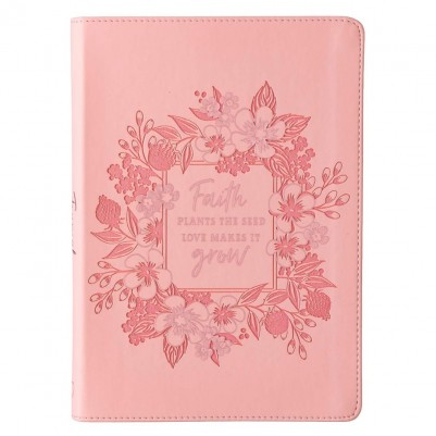 Faith Pink Luxleather