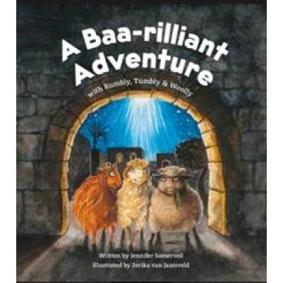 Baa-rilliant Adventure with Rumbly, Tumbly & Woolly