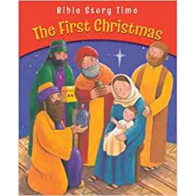 First Christmas Bible Story Time