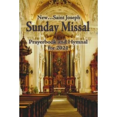 St Joseph Sunday Missal For 2021