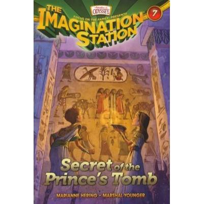 Secret of the Princes Tomb #7 Imagination Station