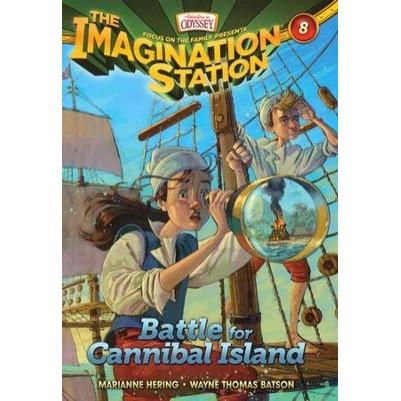 Battle for Cannibal Island #8 Imagination Station