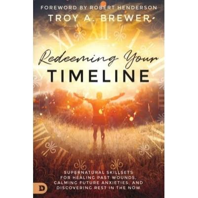 Redeeming Your Timeline: Supernatural Skillsets for Healing