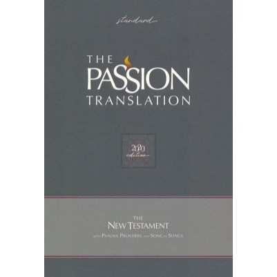TPT NT Psalms Proverbs & Song of Songs Gray 2020 Edition