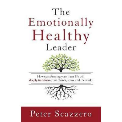 Emotionally Healthy Leader Paperback