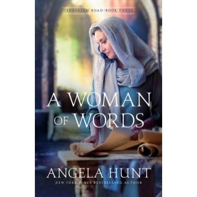 Woman of Words #3 Jerusalem Road
