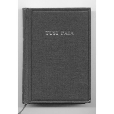 Samoan Bible 1887 Old Compact hardcover