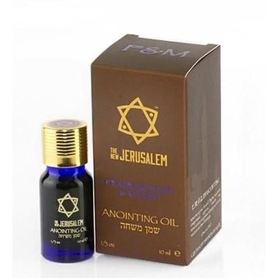 Anointing Oil Frankincence & Myrrh 1/3 Oz 10ml