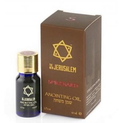 Anointing Oil Spikenard 1/3oz 10ml